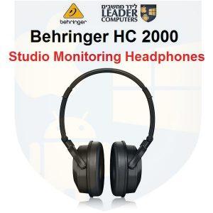 Headphones Behringer HC 2000