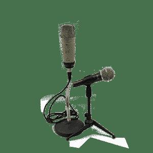 מיקרופונים מקצועיים
